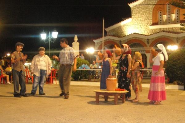 The Klidonas Custom at Monemvasia
